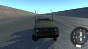 УАЗ-469 for BeamNG.Drive miniature 2