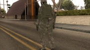 US Army Urban Soldier Gas Mask from Alpha Protoc for GTA San Andreas miniature 3