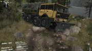 Tatra 813 Kolos Kings Off-Road 1.2 for Spintires 2014 miniature 6