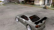 Nissan Silvia S15 Drift Style for GTA San Andreas miniature 3