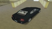 Dodge Charger R/T FBI for GTA Vice City miniature 5