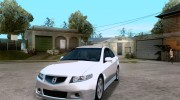 Honda Accord Type-S for GTA San Andreas miniature 1