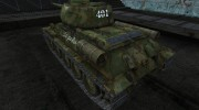 T-34-85 Blakosta 2 для World Of Tanks миниатюра 3