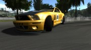 Ford Mustang GT-R Concept for BeamNG.Drive miniature 3