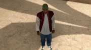 2PAC pic shoes for GTA San Andreas miniature 5