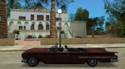Voodoo Cabrio for GTA Vice City miniature 3