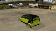 Smart Alienware for GTA San Andreas miniature 3