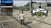 PC Trainer V 1.1 for GTA 5 miniature 1