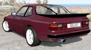 Porsche 944 Turbo S 1988 for BeamNG.Drive miniature 2