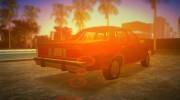 Ford Fairmont (4-door) 1978 for GTA Vice City miniature 3