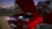 Ford Mustang Cobra 1976 for GTA Vice City miniature 6