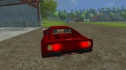 Ferrari 288 GTO для Farming Simulator 2013 миниатюра 5