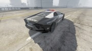 Lamborghini Reventón Hot Pursuit Police AUTOVISTA 6.0 для GTA 5 миниатюра 7