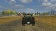 Dodge Ram 4x4 Forest for Farming Simulator 2013 miniature 11