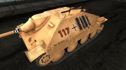 Шкурка для Hetzer for World Of Tanks miniature 1