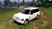 Range Rover Sport for Spintires 2014 miniature 1