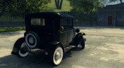 Ford T 1927 for Mafia II miniature 3