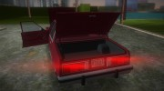 Ford Fairmont (4-door) 1978 for GTA Vice City miniature 8