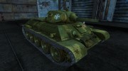 T-34 5 for World Of Tanks miniature 4