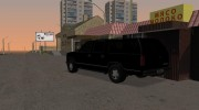 Chevrolet Suburban GMT400 1998 for GTA San Andreas miniature 4