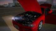 Nissan 200SX s14a for GTA Vice City miniature 10