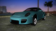 Porsche 911 GT2 for GTA Vice City miniature 1