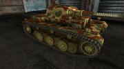VK3001 (H) Patched Camouflage Early 1945 for World Of Tanks miniature 5