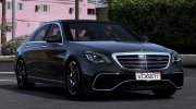 2018 Mercedes-Benz S65 AMG for GTA 5 miniature 1