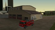 Paintable in the two of the colours of the FireLA by Vexillum для GTA San Andreas миниатюра 4