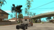 Western Star 4900 EX for GTA San Andreas miniature 4
