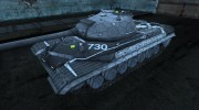 Шкурка для ИС-8 Аниме for World Of Tanks miniature 1