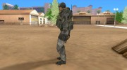 Соуп арктик из COD MW 2 for GTA San Andreas miniature 2
