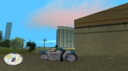 Dodge Tomahawk for GTA Vice City miniature 2