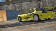Mazda RX-7 FD3S BN Sports ClubManS ACTIVE AUTO для GTA 4 миниатюра 6