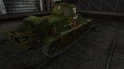 Шкурка для PzKpfw 38H735(f) for World Of Tanks miniature 4