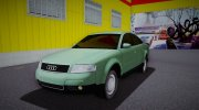 Audi A6 C5 2001 for GTA 3 miniature 1
