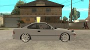 BMW 850 CSI for GTA San Andreas miniature 5
