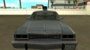 Ford LTD Crown Victoria 1987 Kentucky State Police for GTA San Andreas miniature 8