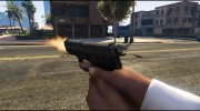 Sig Sauer P228 for GTA 5 miniature 8
