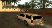 Chevrolet Suburban LTZ 2015 for GTA San Andreas miniature 4
