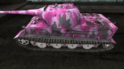 "шкурка для Lowe ""Hello Kitty"" for World Of Tanks miniature 2"