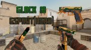 CrossFire Glock-18 Герой for Counter Strike 1.6 miniature 1