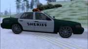 2010 Ford Crown Victoria Flint County Sheriff