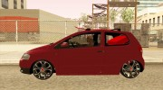 Volkswagen Fox for GTA San Andreas miniature 5