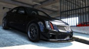 2009 Cadillac CTS-V for GTA 5 miniature 1
