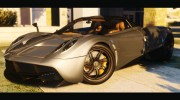 2014 Pagani Huayra 1.1 for GTA 5 miniature 1