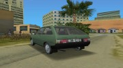ЗАЗ 1102 Таврия для GTA Vice City миниатюра 3