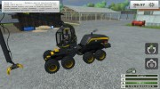 Ponsse Scorpion v 0.9 для Farming Simulator 2013 миниатюра 2