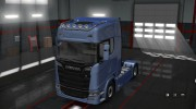 Scania S - R New Tuning Accessories (SCS) for Euro Truck Simulator 2 miniature 3