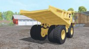 Caterpillar 773E 2002 for Farming Simulator 2015 miniature 2